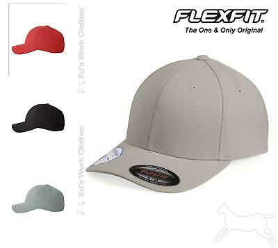 67ac7361c72b FLEXFIT PRO-FORMANCE FITTED Structured Cap 6580 Polyester/Spandex ...