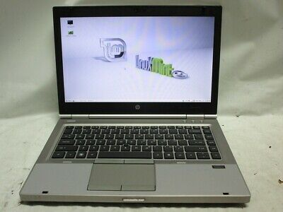 HP Elitebook 8470p Laptop Core i5-3340M 2.70GHz, 4GB RAM, 320GB HD, DVDRW, Linux