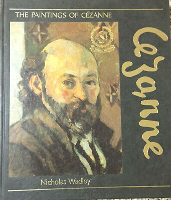 The Paintings Of Cezanne