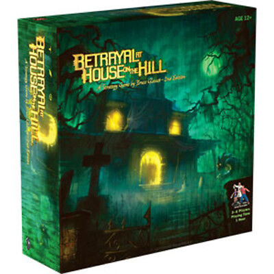 Brand New Betrayal at House on the Hill Board Game