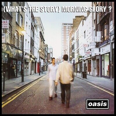 Oasis - (Whats The Story)Morning Glory? (Remastered) Vinyl LP2 Big Brothe NEW
