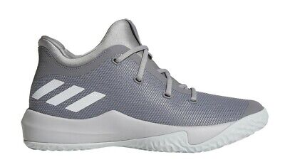 955f829581e NEW Adidas Rise Up 2 Grey White Basketball CQ0557 SNEAKERS Trainers Men s  Sz 14
