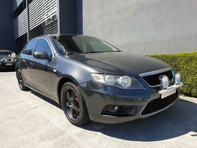 2009 Ford G6 Falcon FG Automatic Sedan LPG
