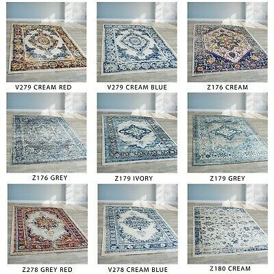 A2Z Rug Transitional Living Rooms Floor Area Rugs Chelsea Medallion Rug Carpets