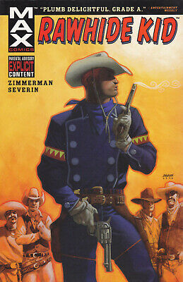 The Rawhide Kid: 1 Slap Leather by Ron Zimmerman (Paperback, 2003)