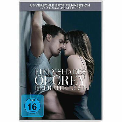 Fifty Shades Of Grey 3 - Befreite Lust  - Dvd - Unverschleierte Filmversion