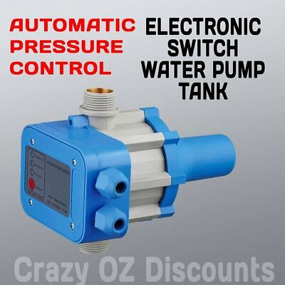 Pump Controller Automatic Electronic Switch Water Pump Pressure Control