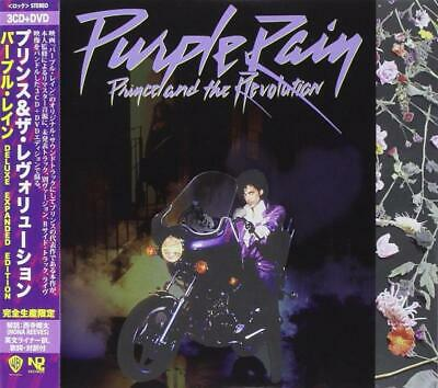 Prince And The Revolution - Purple Rain Deluxe-Expanded Edition (4 Cd)
