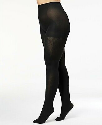 a43514170e3d6 Berkshire Plus Size Links Easy On Cooling Control Top Tights Black 1X/2X -  NWT