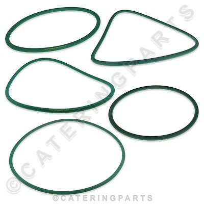 ROUND RUBBER 8mm THICKNESS DRIVE BELT FOR PIZZA DOUGH ROLLER STRETCHER MACHINE
