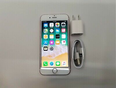 Apple iPhone 6s - 32GB - Rose Gold (Unlocked) A1688 Perfect Condition