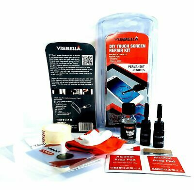 VISBELLA® Touchscreen Reparatur Set Smartphone Handy Display Kratzer Entfernen