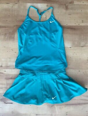 Nike Dri Fit Tennis Outfit. Skirt & Top. XS. Excellent Condition