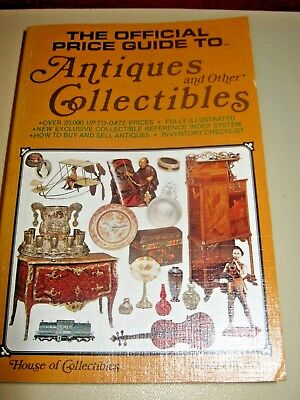 Official Price Guide to Antiques and Other Collectibles Third Edition