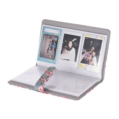 96 Pockets Mini Photo Album Photo Book Album for Fujifilm Instax Mini 9 8 G3J6
