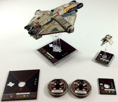 FFG X-Wing Loose Mini Wave VIII - Ghost Expansion Collection #1 NM