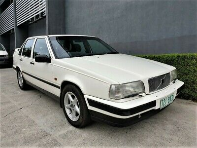 1993 Volvo 850 GLE IMMACULATE Sedan Rego RWC