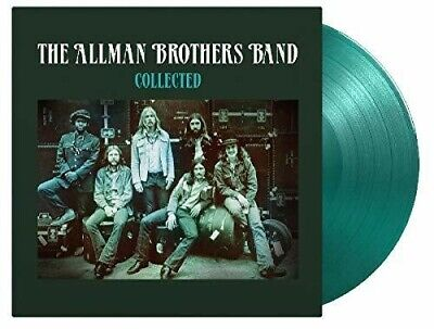 The Allman Brothers Band - Collected [New Vinyl] Holland - Import
