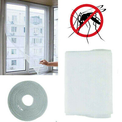 Anti-Insect Fly Bug Mosquito Home Door Window Curtain Net Mesh Screen Protector
