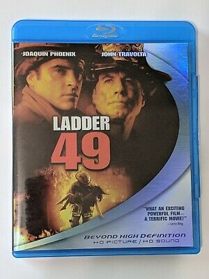 Ladder 49 (Blu-ray Disc, 2004) Brand New, Unsealed