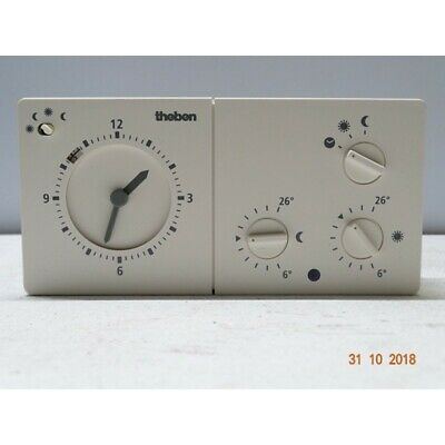Theben Thermostat D'Ambiance A Montre RAM 382 0 030 (DF2)