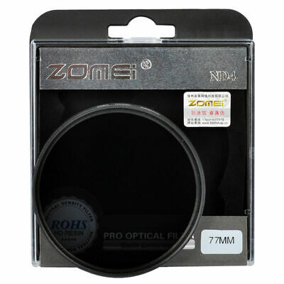 Zomei Neutral Density camera ND filter set kit 52mm 58mm 62mm 67mm 77mm 82mm