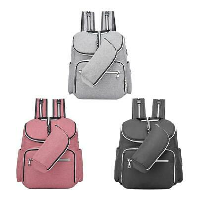 Baby Diaper Nappy Changing Mummy Bag Large Rucksack Maternity Backpack Bags