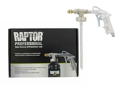 UPOL Raptor Professional Vari-Nozzle Metal Application Gun U POL