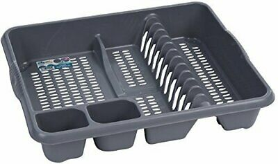 Made in the UK - Wham Casa Large Silver Dish Drainer