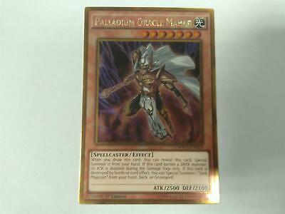 YUGIOH!! Palladium Oracle Mahad MVP1-ENG53! Gold Rare! Near Mint! 1. Edition!