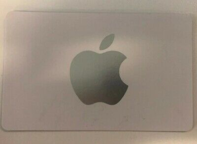 Apple Store Gift Card $25