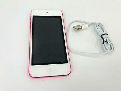 Apple iPod touch 16GB - 6th Gen - A1574 Pink #4er32