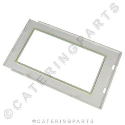 Amana Commercial Microwave Oven Spare Part - Inner Door Glass Window Menumaster