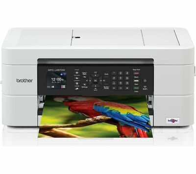 BROTHER MFCJ497DW All-in-One Wireless Inkjet Printer with Fax - Currys