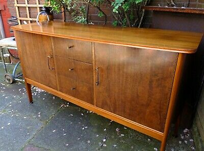 Stunning Vintage Danish Style Sideboard by Vanson for Heal's 1950s/1960s