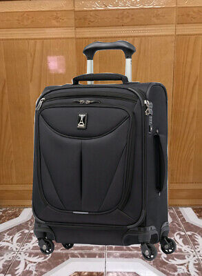"Walkabout 3 19"" International Expandable Carry-On Spinner - Free Ship!"
