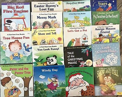 LOT OF 10 Easy Reader WONDER BOOKS--THE CLUMSY COWBOY--ADVENTURES OF SILLY  BILLY - $13.70 | PicClick