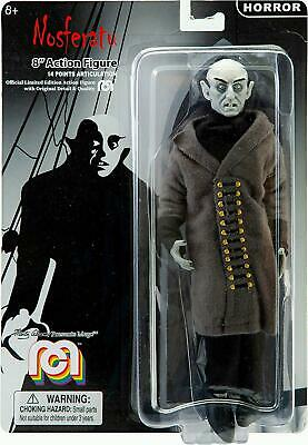 "MEGO Nosferatu 8"" Retro Horror Action Figure Toy NEW"