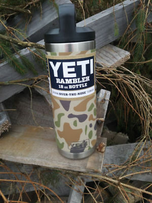 YETI RAMBLER 18 oz. BOTTLE - CAMO - Brand NEW Color - NEW RELEASE