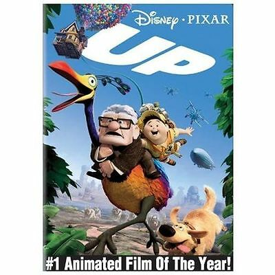 Up (DVD ONLY - NO artwork - Will come in a blank DVD case, 2009)
