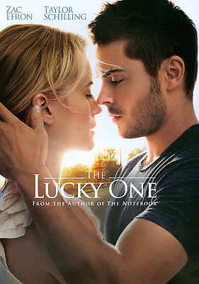 The Lucky One, 2012 (DVD ONLY - NO Artwork - Will come in a blank DVD case)