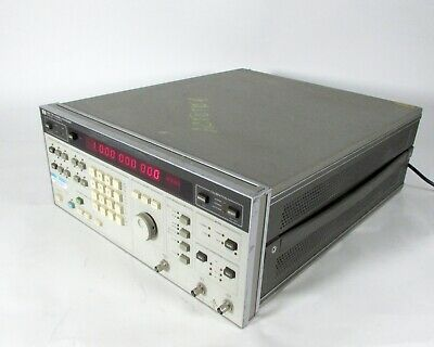 HP / Agilent 3326A Two Channel Synthesizer