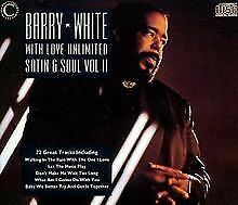 Satin & Soul Vol. 2 von White,Barry & Love Unlimited | CD | Zustand sehr gut