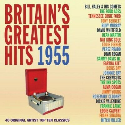 Various Artists - Britain's Greatest Hits 1955 / Various [New CD]