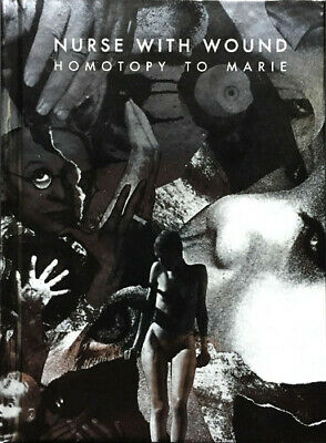 Nurse with Wound - Homotopy to Marie [New CD] With Book, 2 Pack