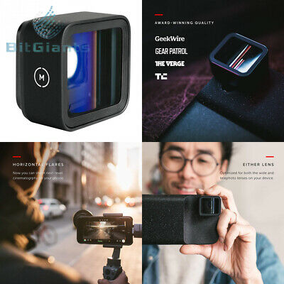 Moment - Anamorphic Lens for iPhone, Pixel, Samsung Galaxy and OnePlus...