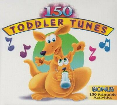Various Artists - 150 Toddler Songs [New CD] Boxed Set, Digipack Packaging