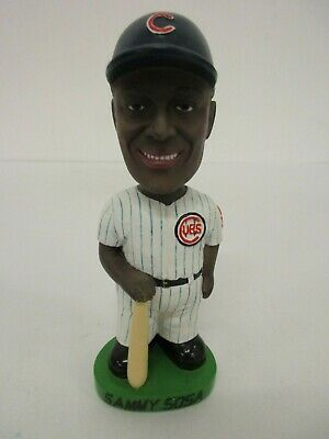 Sammy Sosa Chicago Cubs 2001 Bobble Dobbles Limited Edition bobblehead