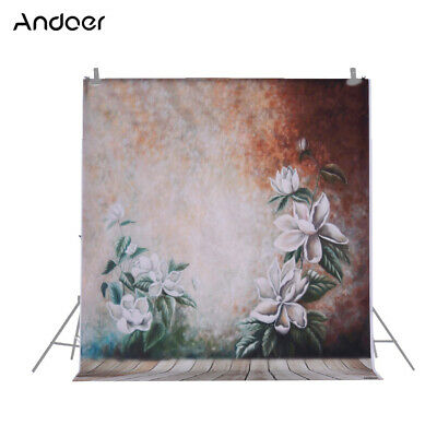 Andoer 1.5 * 2m/4.9 * 6.5ft Photography Background Backdrop Computer I0D7