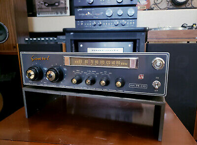 Sansui PR-330 Tube PreAmplifier from 1955 - for - Untested  - Tubes Included